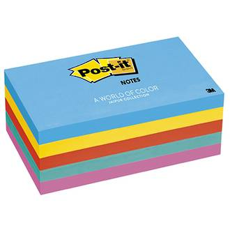 3M Post-It Notes 655 Jaipur5pk