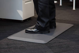 CoverZone Enhance Stand Up Mat