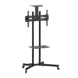 "BRATECK LCD-T1028B Economy TV Stand 32""-70"""