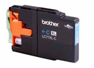 Brother LC77XLC Ink Cyan