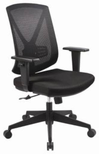 Buro Brio II Executive Chair Mesh Back