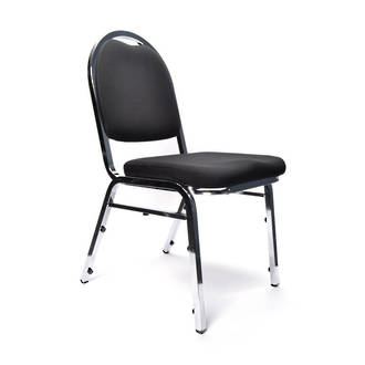 Buro Banquet Hospitality Chair Black