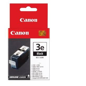 Canon BCI3eBK Ink Black