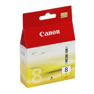 Canon CLI8Y Yellow Ink