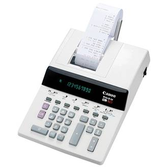 Canon P29D IV Heavy Duty Printing Calculator