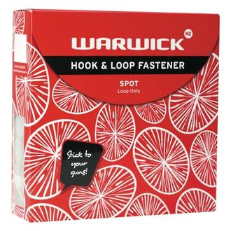 Warwick Hook & Loop Spots 450 Loop Only 22mm