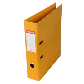 Esselte Senator Full/Half* Lever Arch File A4/Fcap - 7 Colours