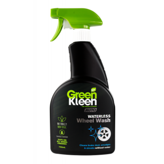 Green Kleen Waterless Wheel Wash 750ml Trigger Bottle