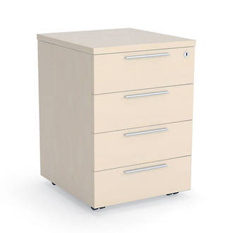 Cubit 4 Drawer Mobile