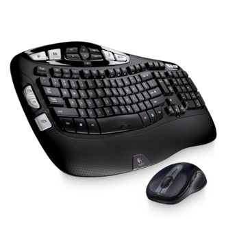 Logitech MK550 Wireless Keyboard & Mouse