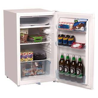 Nero Fridge Freezer 125 Litre
