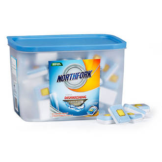 Northfork Dishwash Tablets 100
