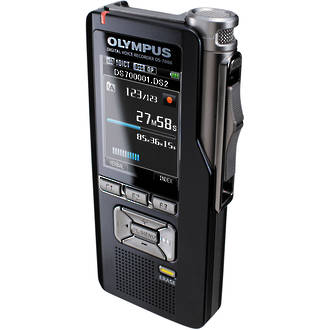 Olympus DS-7000 Digital Voice Recorder No Dock