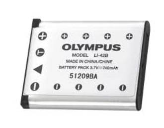 Olympus LI-42B Lithium battery (DS-3500/7000)