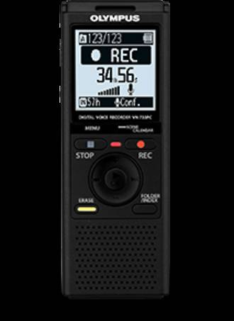 Olympus VN-733PC Digital Voice Recorder Second-hand