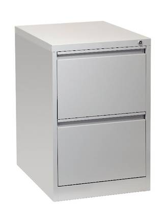 Firstline 2 Drawer Vertical File Cabinet