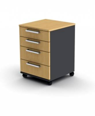 Proceed Mobile 4 Drawer