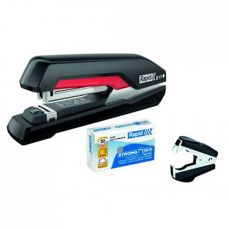 RAPID Supreme S17 Stapler Value Pack