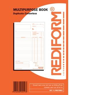 Rediform Book R/MULTIBK2 Multipurpose
