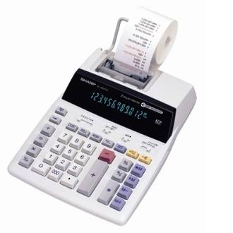 Sharp EL2901RH Printing Calculator Med.Duty * DISCONTINUED *
