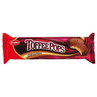 Griffins Original Toffee Pops