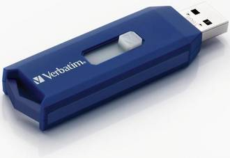 Verbatim Flash Drive Retractable 4GB