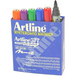 Artline 577 Whiteboard Marker 2mm Bullet Nib 12 Assorted Colours
