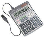 Canon LS-120PC Desk top calculator PC connectable * SPECIAL * One Only *
