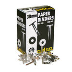 Celco Paper Binders 38mm Box 200