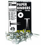 Celco Paper Binders 51mm Box 100