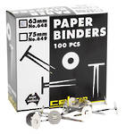 Celco Paper Binders 63mm Box 100