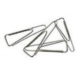 Warwick Paper Clips 31mm Triangular