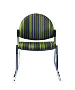 CS Venice Chair Chrome Sled
