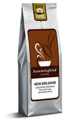 Hummingbird Coffee Plunger 200g New Orleans
