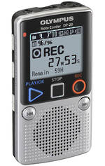Olympus DP-20 Digital Voice Recorder