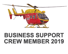 DIGITAL Business Support Crew Member Logo 2019
